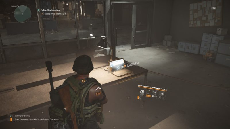 the division 2 - police headquarters quest walkthrough