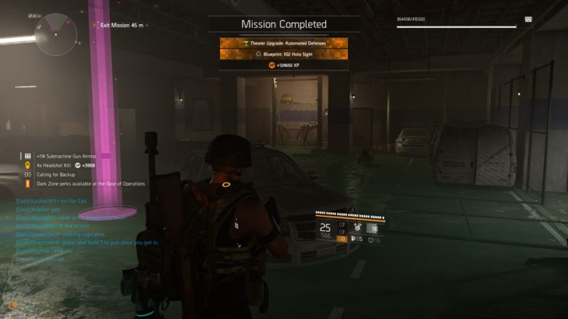 the division 2 - police headquarters tips guide