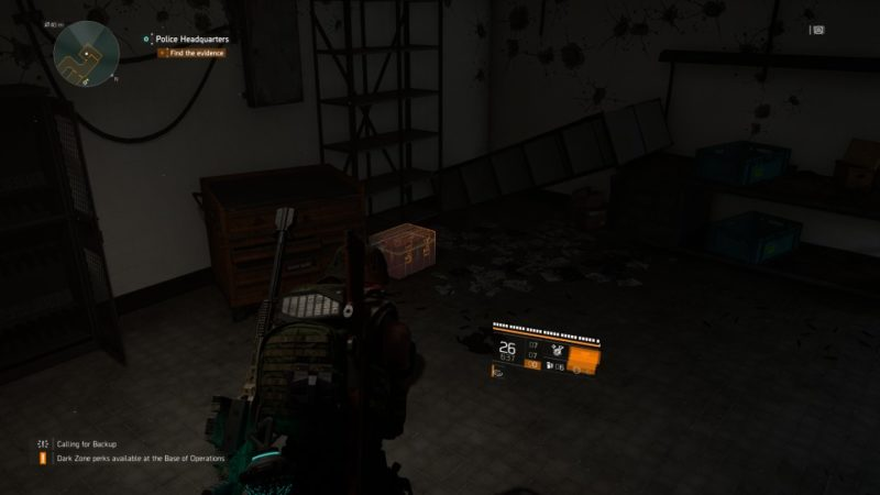 the division 2 - police headquarters walkthrough