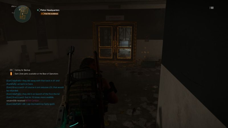the division 2 - police headquarters walkthrough guide