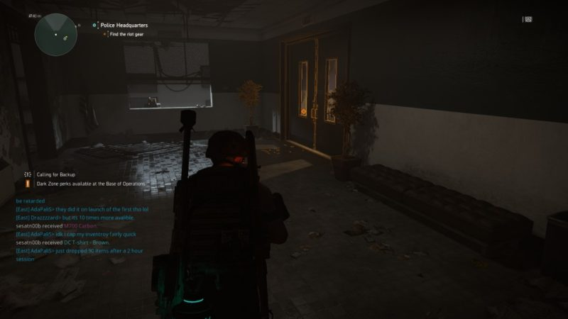 the division 2 - police headquarters walkthrough tips