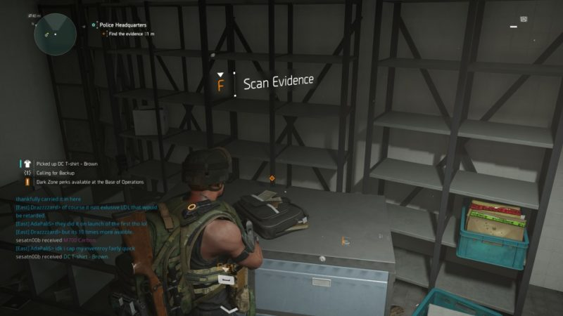 the division 2 - police headquarters walkthrough wiki