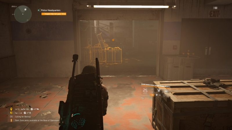 the division 2 - police headquarters wiki and guide