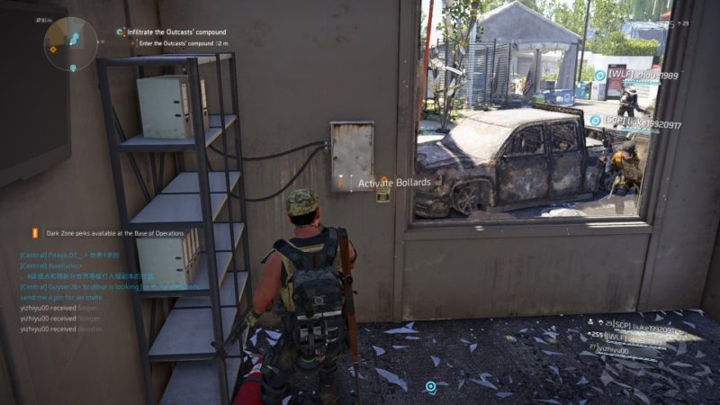 the division 2 - potomac event center guide and tips