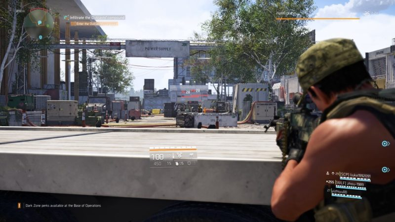 the division 2 - potomac event center guide wiki