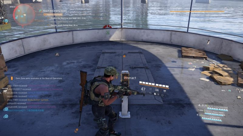 the division 2 - potomac event center mission tips