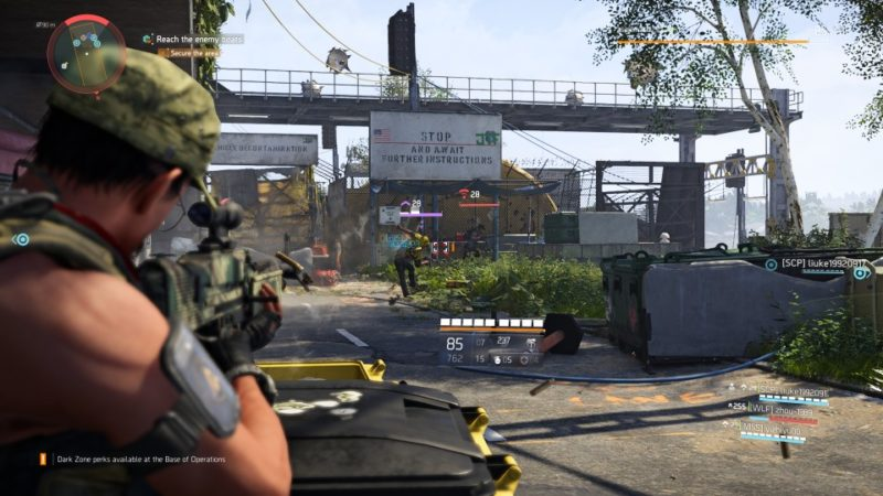 the division 2 - potomac event center quest guide