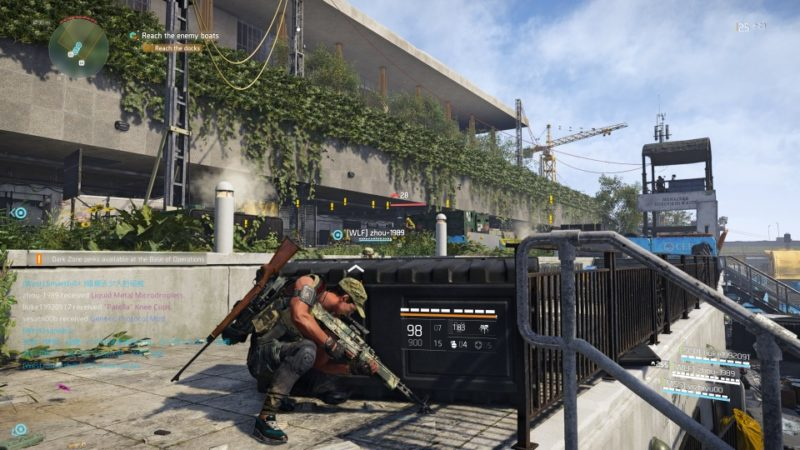the division 2 - potomac event center quest wiki