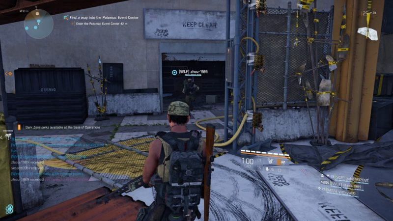 the division 2 - potomac event center wiki and tips