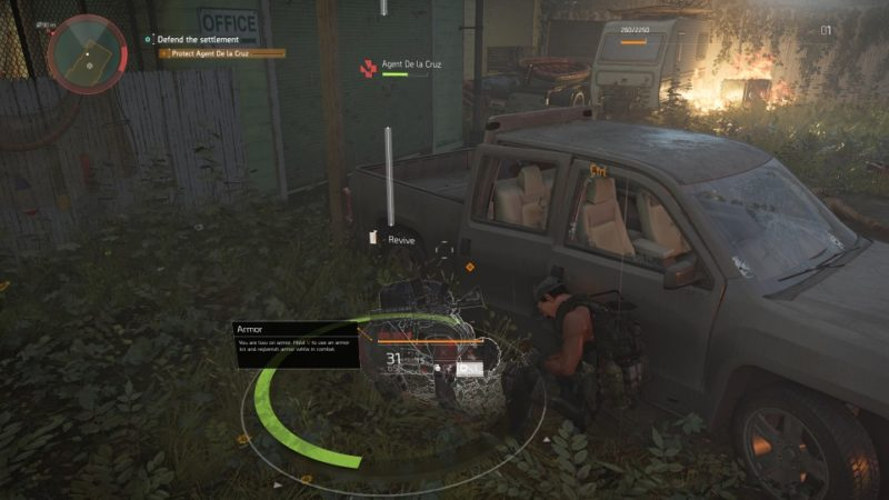 the division 2 prologue mission guide