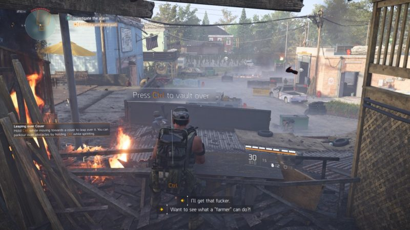 the division 2 prologue quest