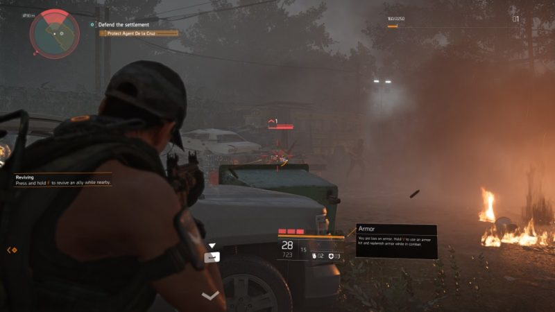 the division 2 prologue quest walkthrough