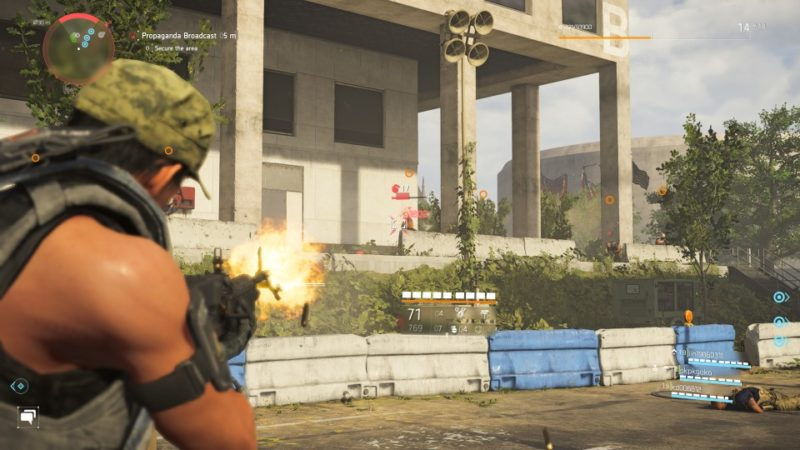 the division 2 - propaganda broadcast guide