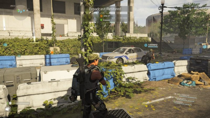 the division 2 - propaganda broadcast wiki