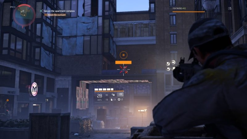 the division 2 - rooftop gardens guide and walkthrough