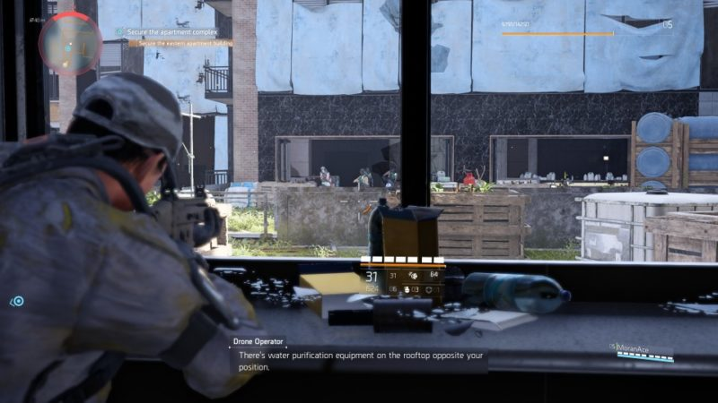 the division 2 - rooftop gardens tips