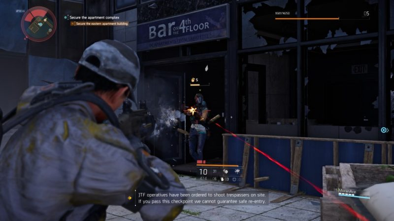 the division 2 - rooftop gardens tips and guide