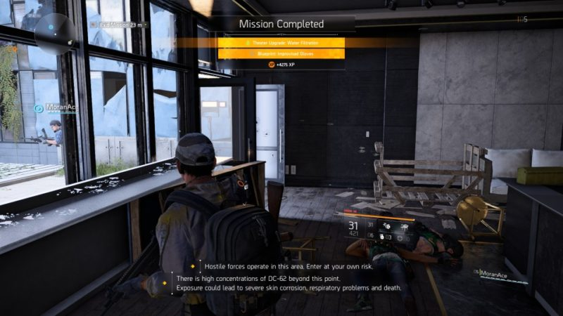 the division 2 - rooftop gardens tips walkthrough