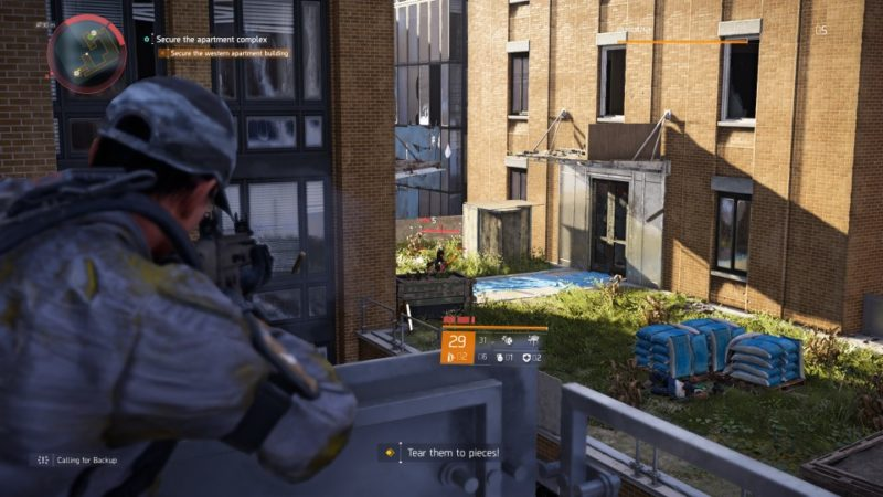 the division 2 - rooftop gardens walkthrough guide