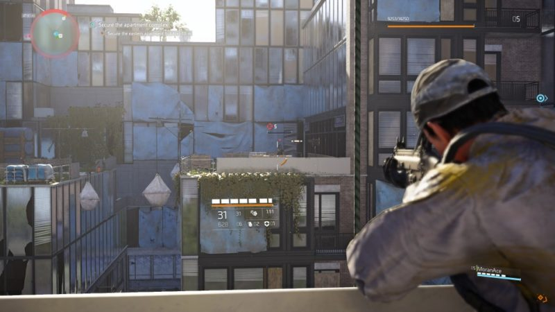 the division 2 - rooftop gardens wiki and guide