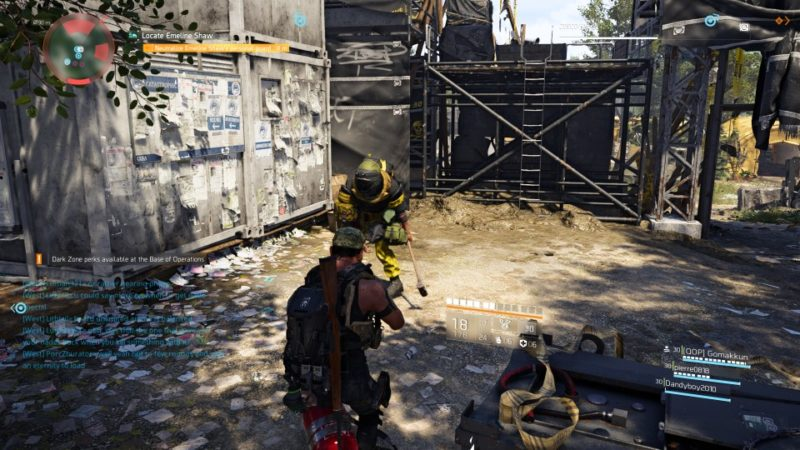 the division 2 - roosevelt island destroy the boat