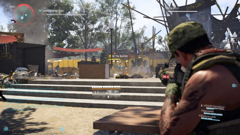the division 2 - roosevelt island destroy the tank