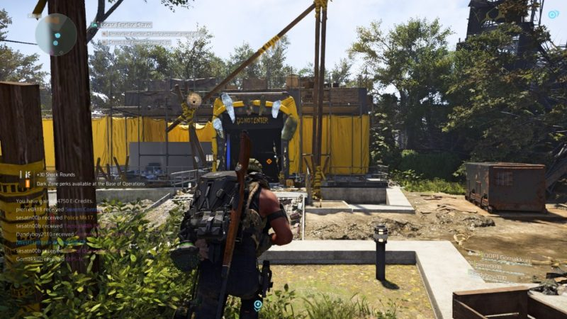 the division 2 - roosevelt island get to the leader