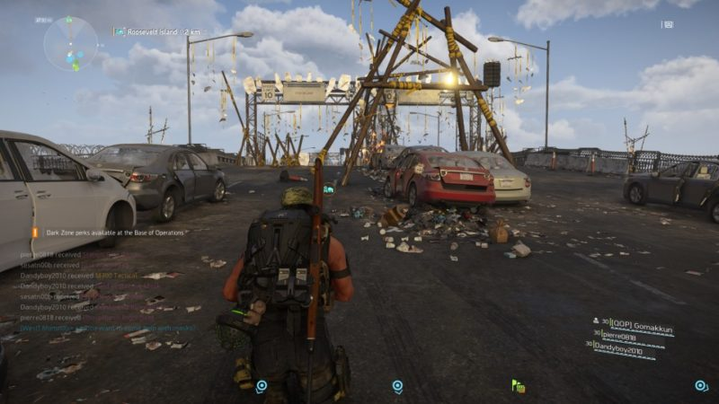 the division 2 - roosevelt island guide