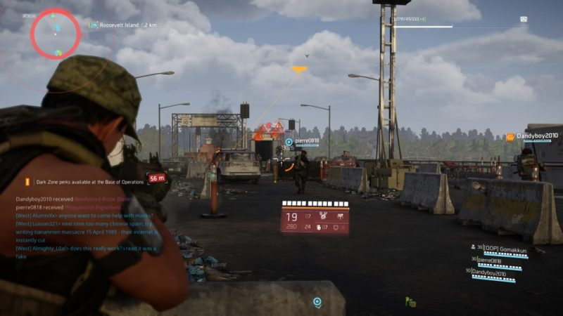 the division 2 - roosevelt island guide and tips