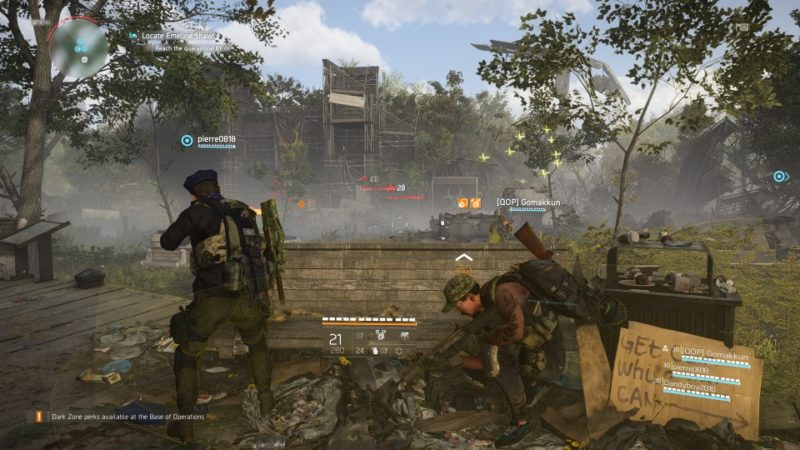 the division 2 - roosevelt island guide tips