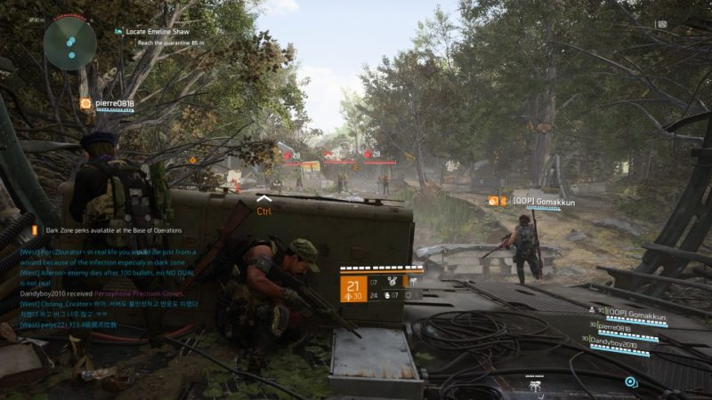 the division 2 - roosevelt island quest guide