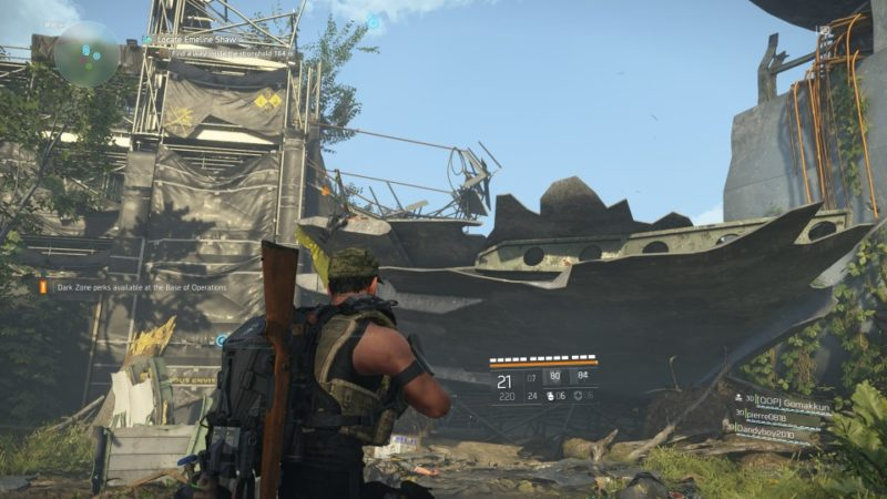 the division 2 - roosevelt island quest help