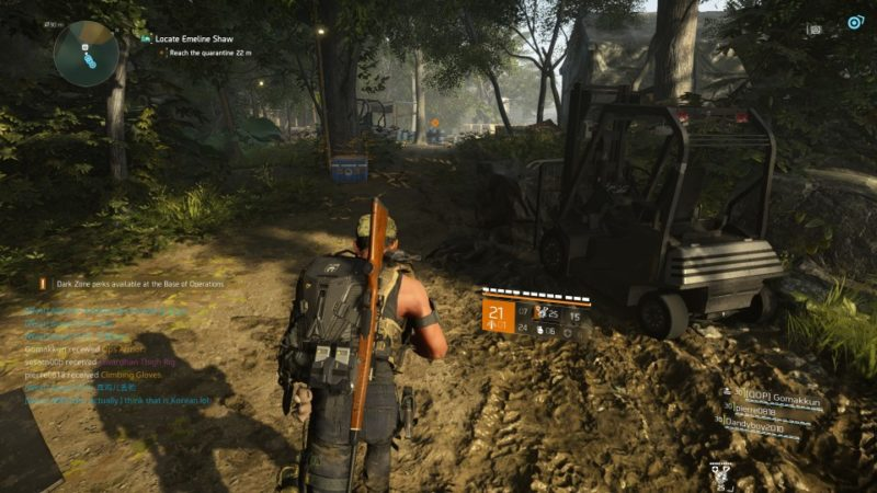 the division 2 - roosevelt island quest wiki
