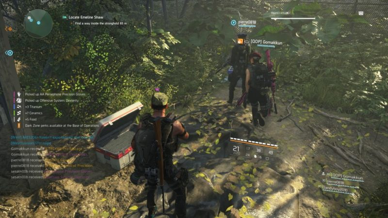 the division 2 - roosevelt island stronghold