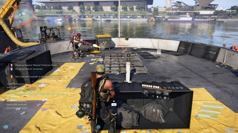 the division 2 - roosevelt island stronghold mission guide