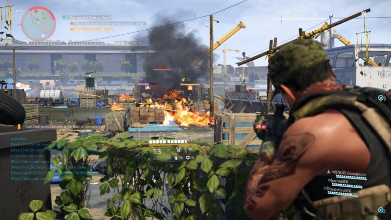 the division 2 - roosevelt island stronghold quest