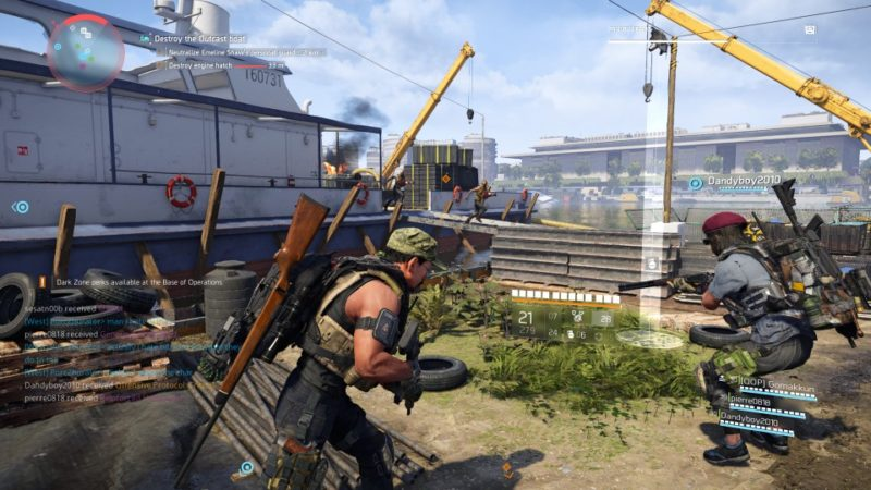 the division 2 - roosevelt island stronghold quest guide