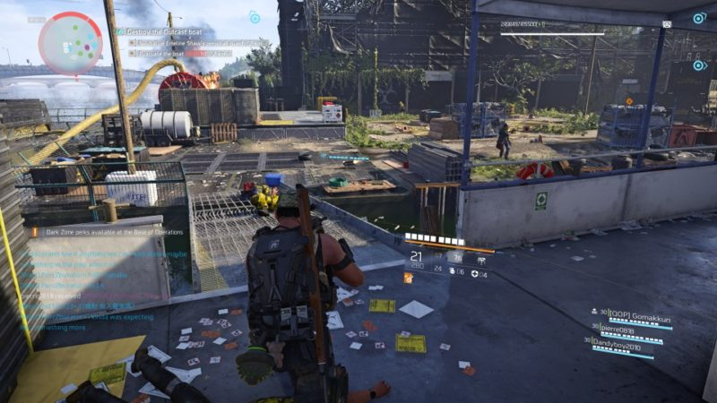 Roosevelt Island Stronghold - The Division 2 Walkthrough