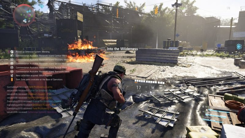 the division 2 - roosevelt island stronghold wiki and guide