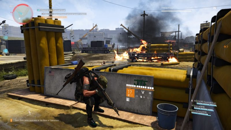 the division 2 - roosevelt island tips and wiki
