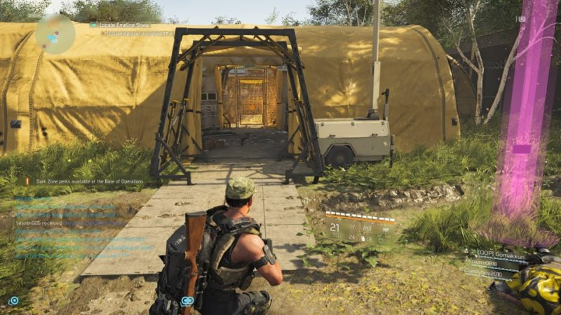 the division 2 - roosevelt island walkthrough and guide