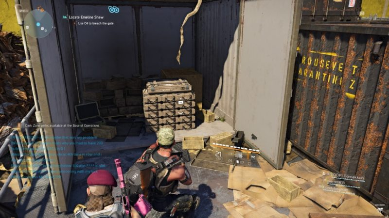 the division 2 - roosevelt island wiki and guide