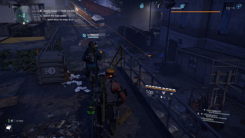 the division 2 - shd tech beacon guide