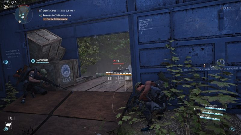 the division 2 - shd tech beacon mission guide