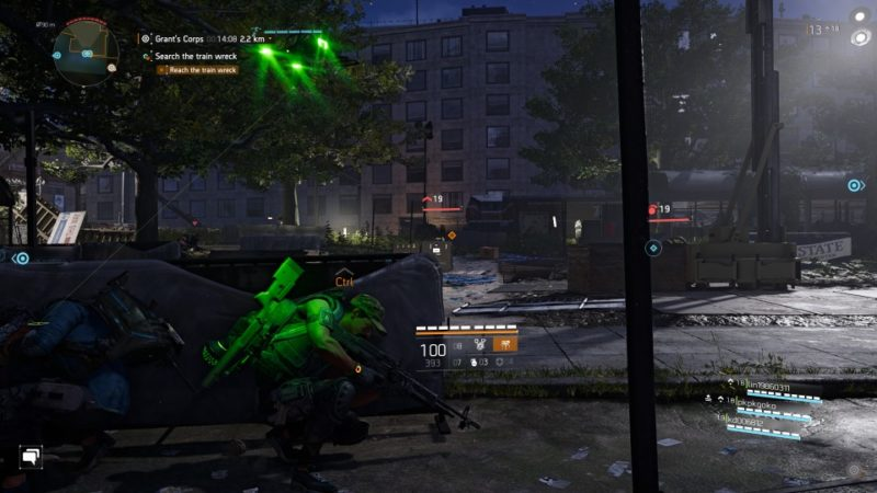 the division 2 - shd tech beacon side mission guide