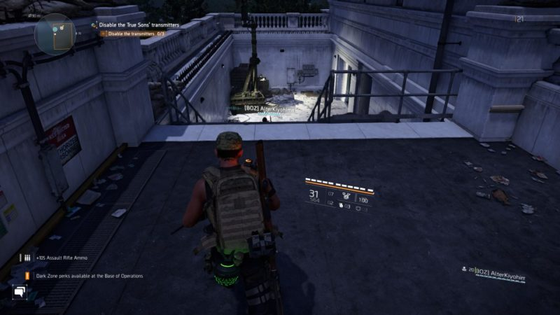 True Sons Broadcast Outpost - The Division 2 Walkthrough