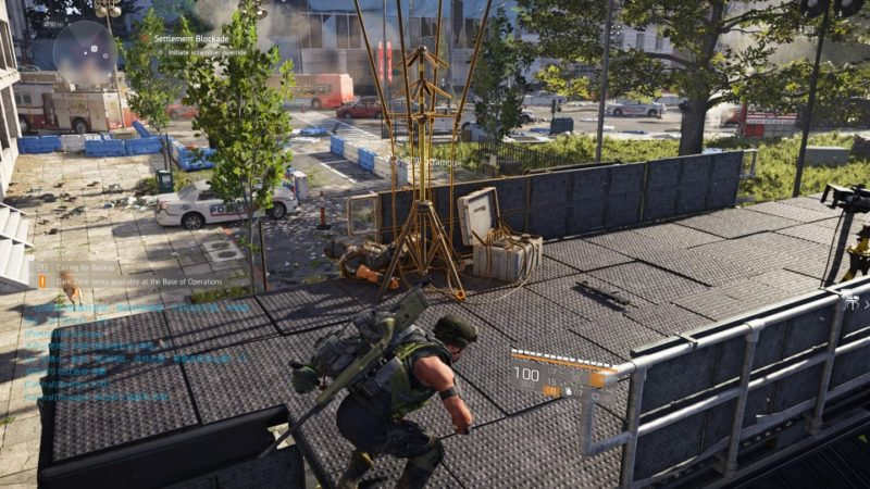 How To Unblock A Blockaded Settlement - The Division 2