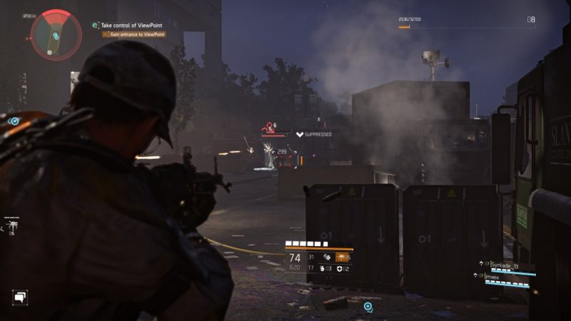 the division 2 - viewpoint museum guide and walkthrough