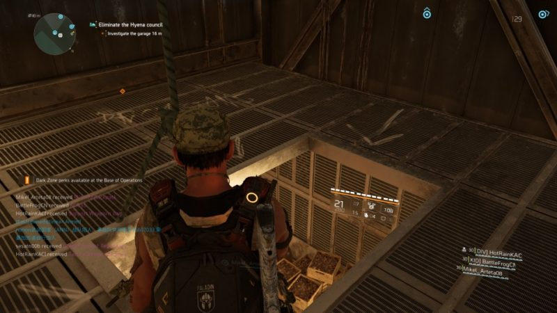 tips and guide - the division 2 - district union area