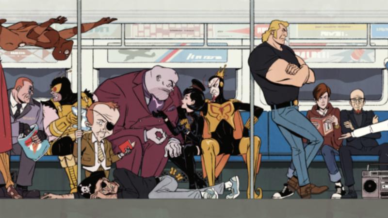 top animated shows like rick and morty